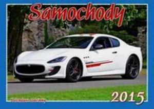 Kalendarz 2015 WL Samochody rodzinny - 2825834061