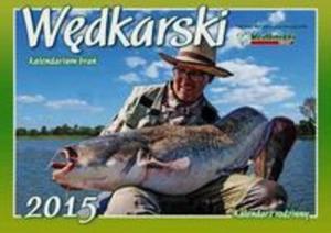 Kalendarz 2015 WL Wędkarski rodzinny