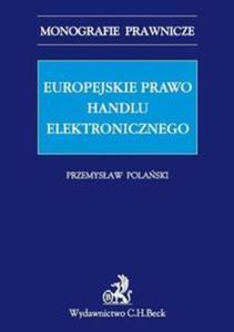 Europejskie prawo handlu elektronicznego - 2825834136