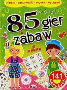 85 gier i zabaw - 2857699029