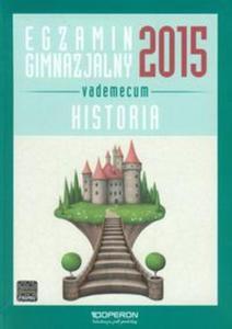 Egzamin gimnazjalny 2015 Historia Vademecum ze zdrapką - 2853536633