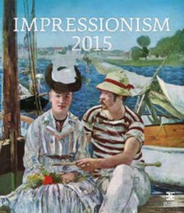 Kalendarz 2015 Impresjonizm Helma EX - 2825835462