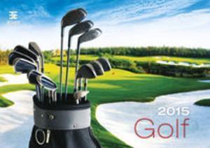 Kalendarz 2015 Golf Helma EX - 2857699930
