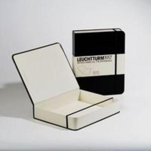 Pudełko na ksiązki czarne - 2857700029