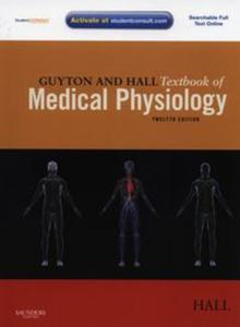 Guyton and Hall Textbook of Medical Physiology - 2857700387