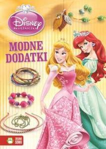 Księżniczki. Modne dodatki - Disney - 2857700821