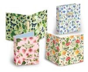 Segregator A4 Pigna Nature Flowers 4 zaczepy mix wzorów - 2857700960