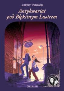 Antykwariat pod Błękitnym Lustrem - 2853537912
