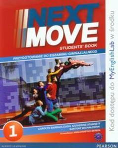 Next Move 1 Student's Book + Exam Trainer + MyEnglishLab - 2857701373