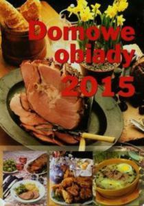 Kalendarz 2015 Domowe obiady