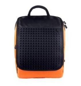 a181809ff4011 Plecak młodzieżowy Pixel Bags pomarańczowy - 2857701930