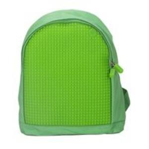 3aa9e355d8559 Plecak dla dzieci Pixel Bags zielony - 2857701933