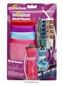 Crayola Creations Dom Mody Disco Princess - 2851022294