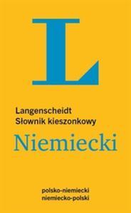 Langenscheidt. Słownik kieszonkowy Niemiecki. Polsko - niemiecki niemiecko - polski - 2857702113