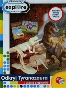 Odkryj Tyranozaura i wielkie drapieżniki - 2857703547