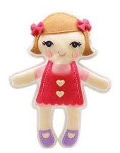 Lalka przytulanka Hania - 2851023851