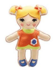 Lalka przytulanka Ala - 2853540446