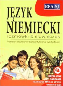 Język niemiecki. Rozmówki & słowniczek - 2857707671