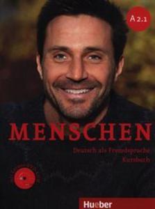 Menschen A2/1 Kursbuch + DVD - 2857707798