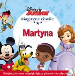 Magiczne Chwile Disney Junior MARTYNA - 2825844512