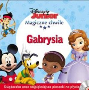 Magiczne Chwile Disney Junior GABRYSIA - 2825844515