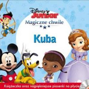 Magiczne Chwile Disney Junior KUBA - 2853545853