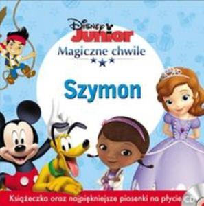 Magiczne Chwile Disney Junior SZYMON - 2825844517