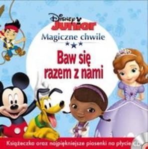 Magiczne Chwile Disney Junior BAW SIĘ RAZEM Z NAMI - 2825844533