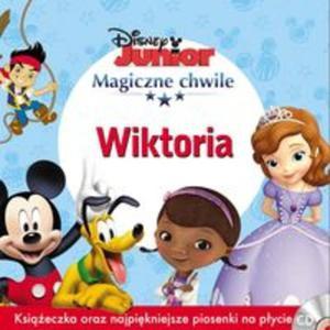 Magiczne Chwile Disney Junior WIKTORIA - 2857708998