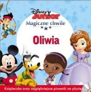 Magiczne Chwile Disney Junior OLIWIA - 2857709000