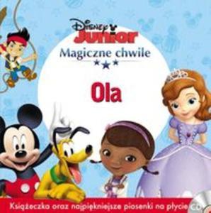 Magiczne Chwile Disney Junior OLA - 2857709001