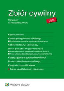 Zbiór cywilny 2014 K.C., K.P.C., K.R.O., P.P.M., K.S.C., A.S.C., K.W.H., P.U.N. - 2857710240