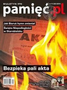 Pamięć.pl Biuletyn IPN 11/2014 - 2825846919