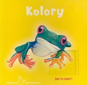 KOLORY EDUKACJA ELEMENTARNA BOOK HOUSE 9788376122137 - 2825661425