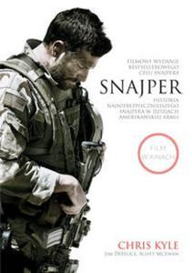 Snajper Historia najniebezpieczniejszego snajpera w dziejach amerykańskiej armii Wydanie filmowe - 2857712187