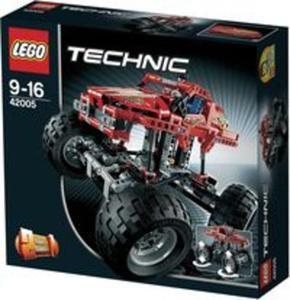 Lego Technic Monster Truck - 2825847934