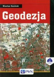 Geodezja z płytą CD - 2851033255