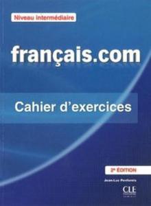 Francais. com Niveau intermediaire ćwiczenia + klucz - 2853551950