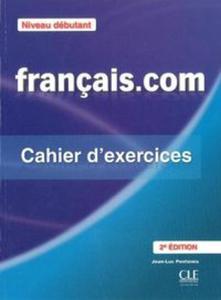 Francais com Niveau debutant ćwiczenia + klucz - 2825850621