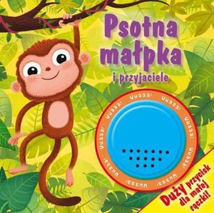 Psotna małpka i przyjaciele - 2857715822