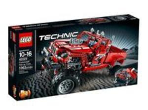 Lego Technic Ciężarówka po tuningu - 2851036729