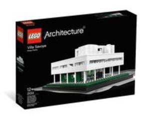 Lego Architecture Willa Savoye - 2857716445