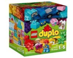 Sklep Lego Klocki Lego Duplo Zestaw Podstawowy 80 Elem 6176 Strona 4