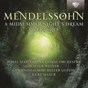 Mendelssohn: Midsummer Night'S Dream, Overtures - 2857719570