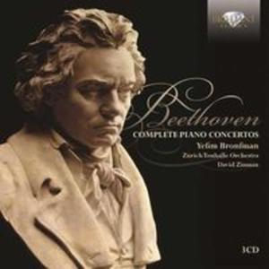 Beethoven: Complete Piano Concertos - 2853556461