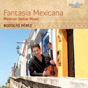 Fantasia Mexicana, Mexican Guitar Music - 2857719583