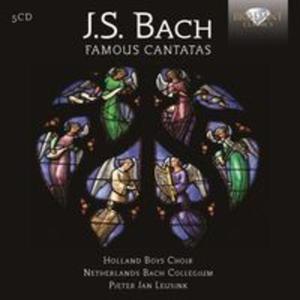 J. S. Bach: Famous Cantatas - 2857719593