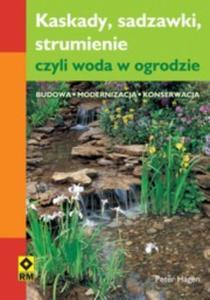 Kaskady, sadzawki strumienie, czyli woda w ogrodzie - 2825661910