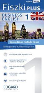 Angielski Fiszki PLUS Business English 1 - 2857720550
