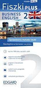 Angielski Fiszki PLUS Business English 2 - 2857720551
